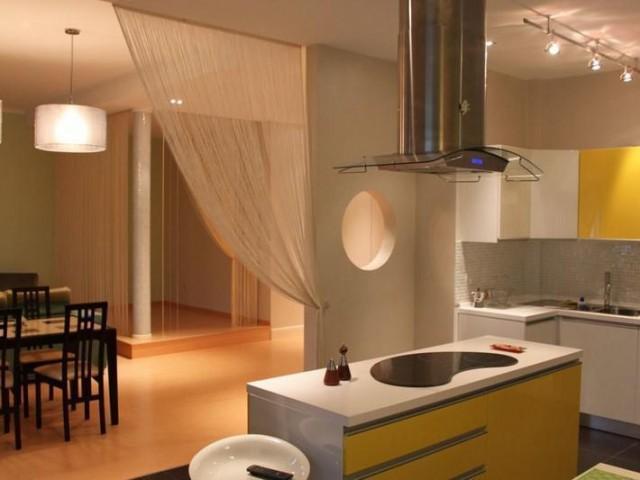 Техническое Дизайн гостиной в частном доме с